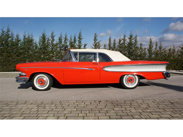 1958 Edsel Pacer | 897418