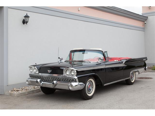 1959 Ford Sunliner Galaxie 500 | 897422