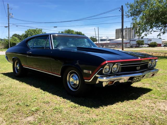 1968 Chevrolet Chevelle | 897432