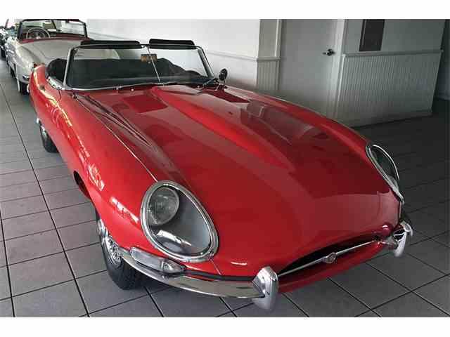 1967 Jaguar XKE | 897439