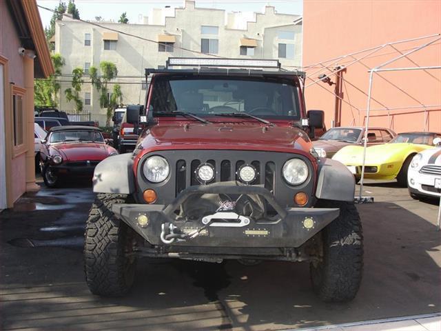 2007 Jeep Wrangler | 890744