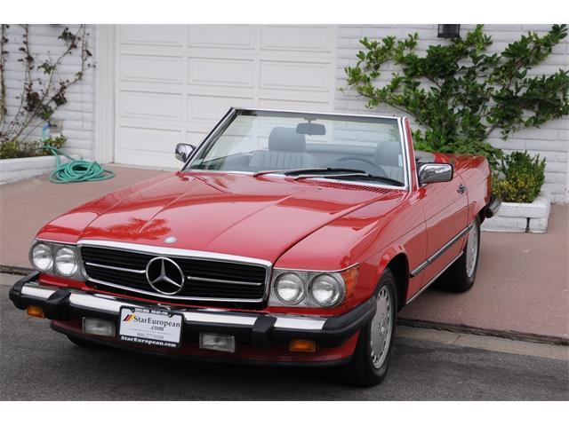 1988 Mercedes-Benz 560SL | 897446