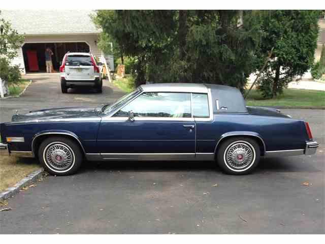 1984 Cadillac Eldorado Biarritz | 897451