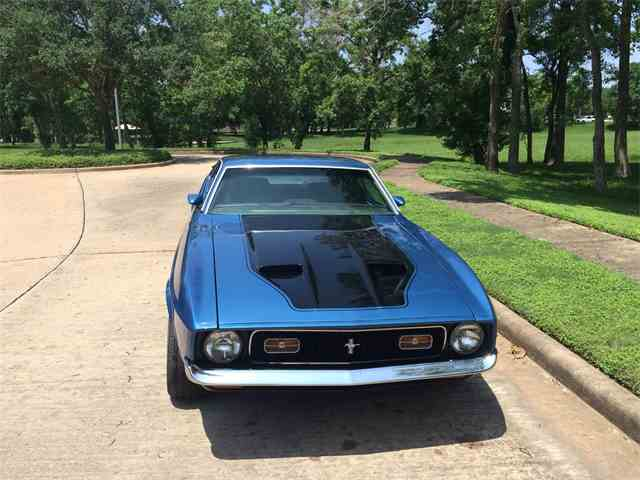 1972 Ford Mustang Mach 1 | 897455