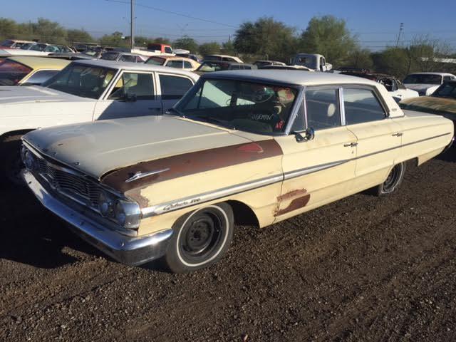 1964 Ford Galaxie   897456