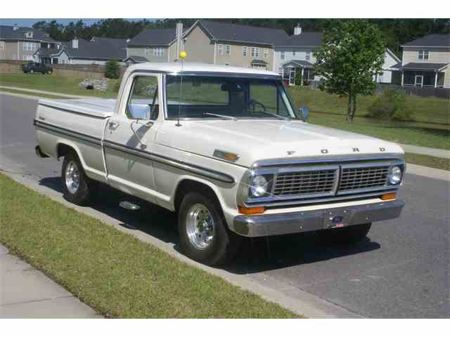 1970 Ford Pickup | 897463