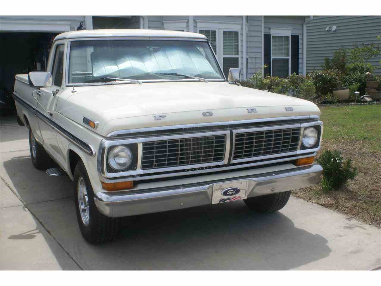 Large Picture of '70 Ford Pickup - $20,000.00 Offered by a Private Seller - J8HJ
