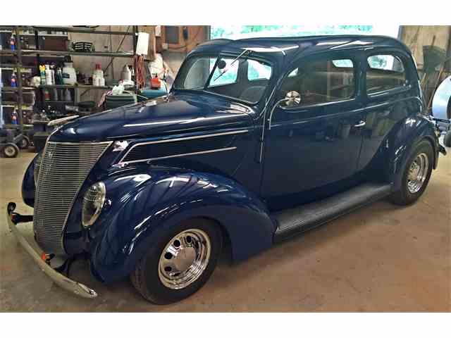 1937 Ford Slantback Street rod | 897465