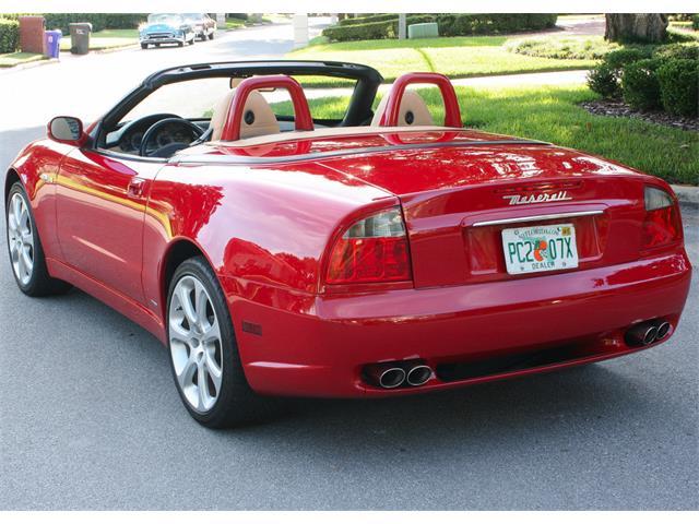 2004 Maserati Spyder | 897470