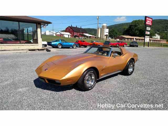 1973 Chevrolet Corvette | 897473