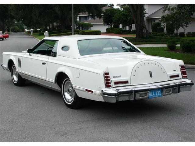 1977 Lincoln Mark V | 897475