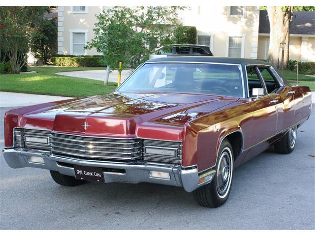 1970 Lincoln Premiere | 897478