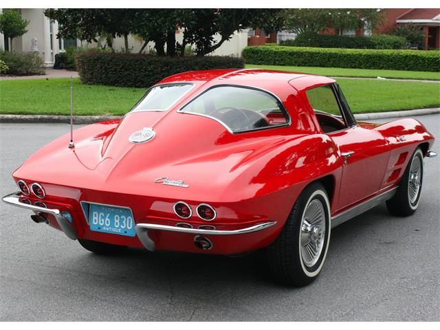 1963 Chevrolet Corvette | 897483