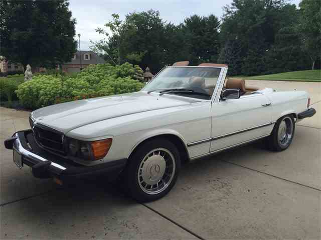 1981 Mercedes-Benz 380SL | 897487