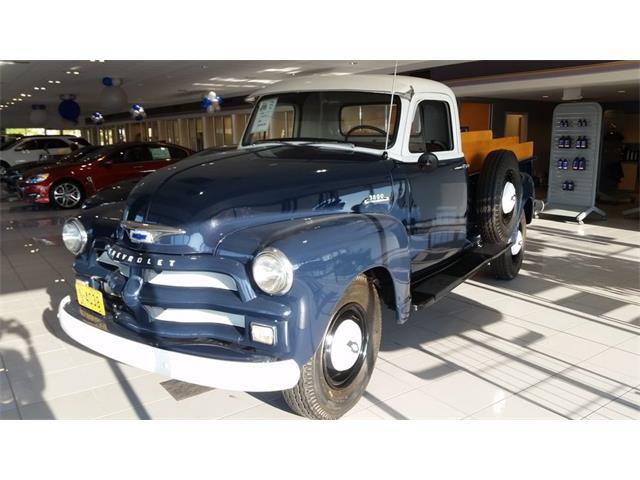 1954 Chevrolet 3800   897498