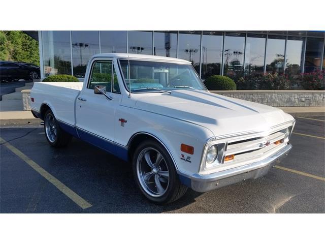 1968 Chevrolet C/K 10   897501