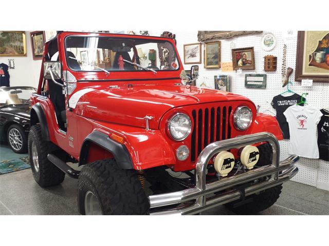 1978 Jeep CJ5   897503