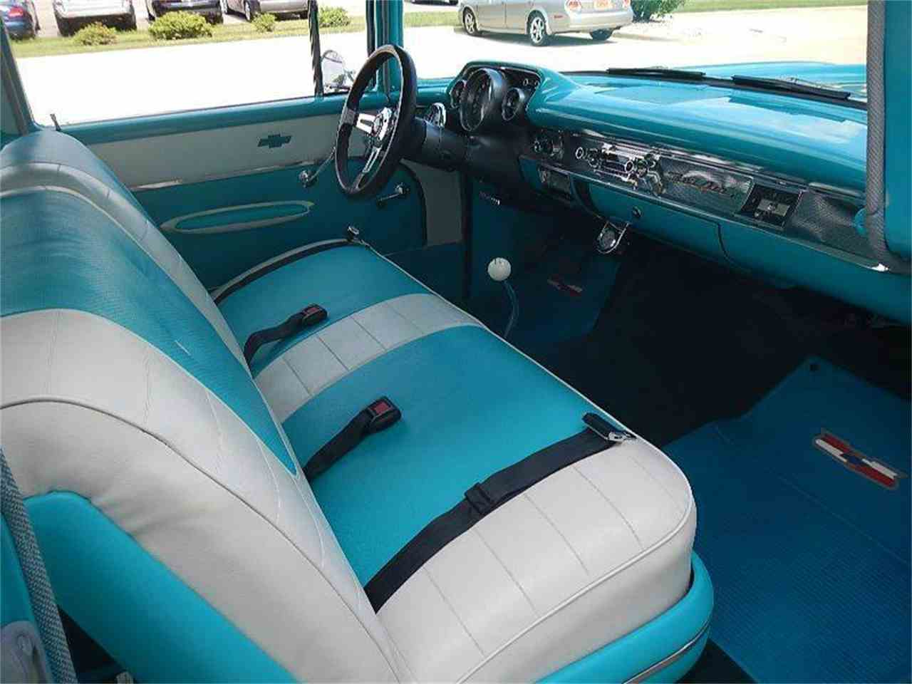 Large Picture of '57 Bel Air - J8J4