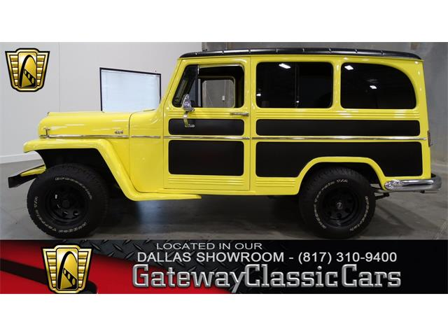 1959 Willys Jeep   897538
