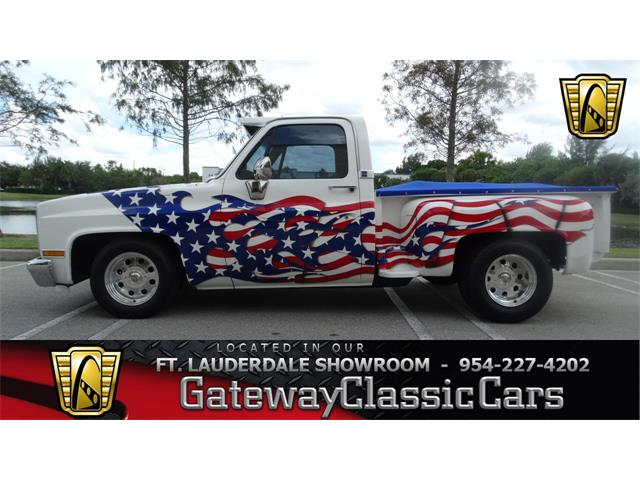 1986 Chevrolet C/K 10 | 897539