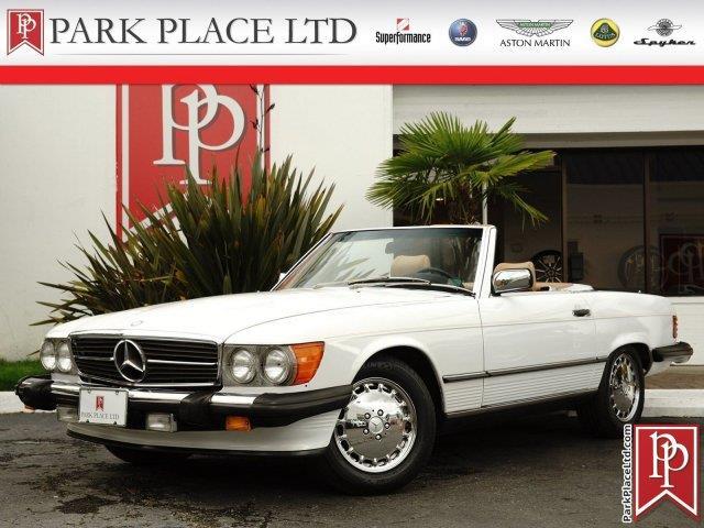 1987 Mercedes-Benz 560SL | 897554