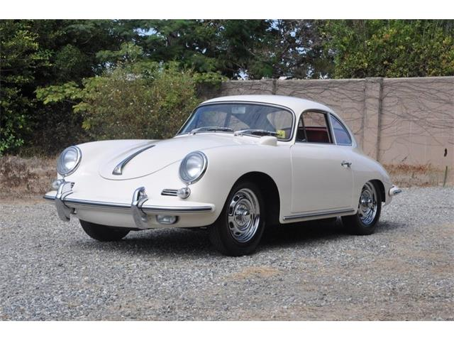 1960 Porsche 356B Super 90 Coupe (Rudge Wheels) | 890756