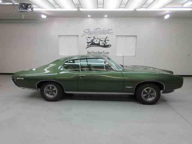 1968 Pontiac GTO | 897581