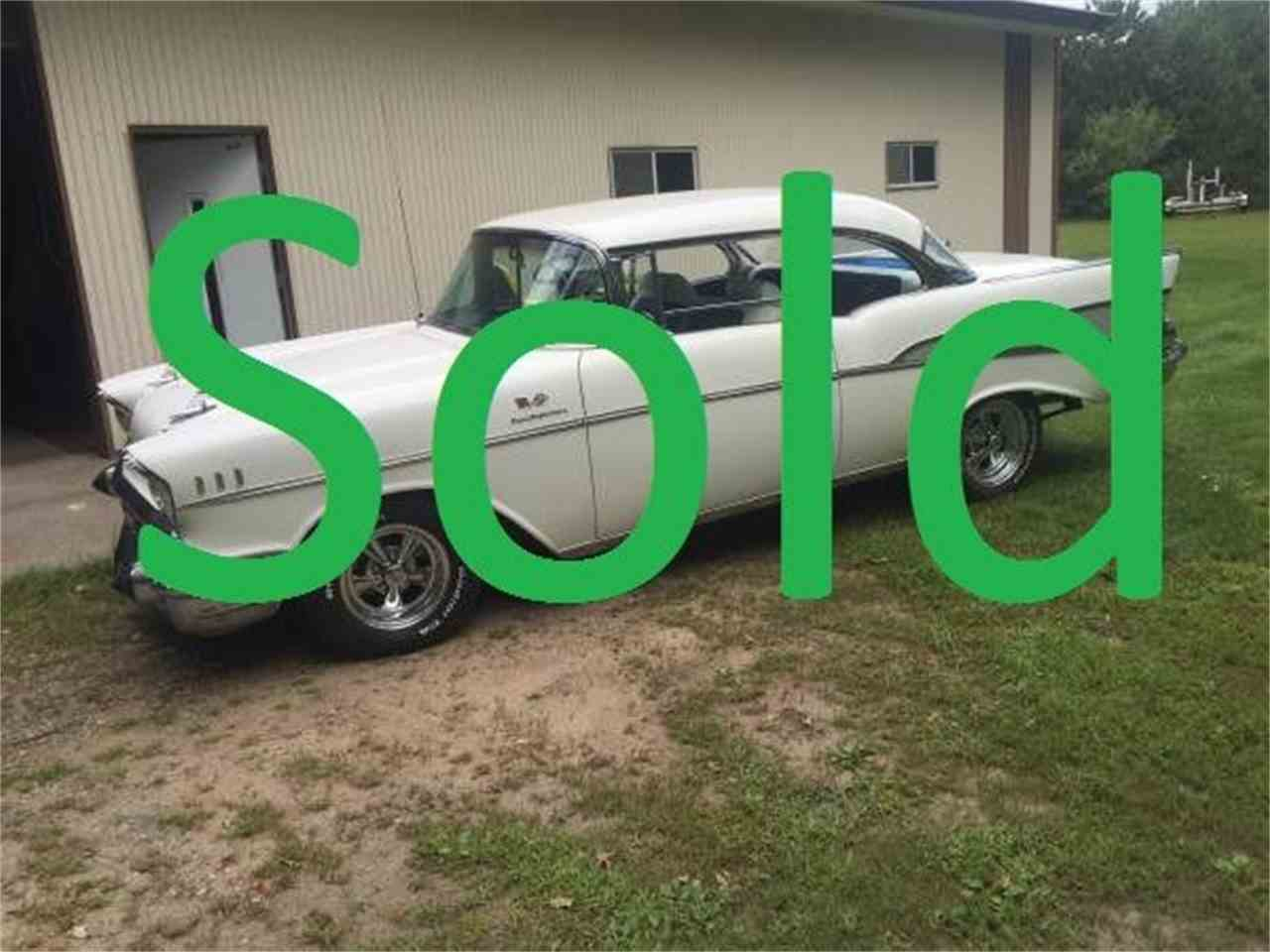 Large Picture of '57 Bel Air - J8L0