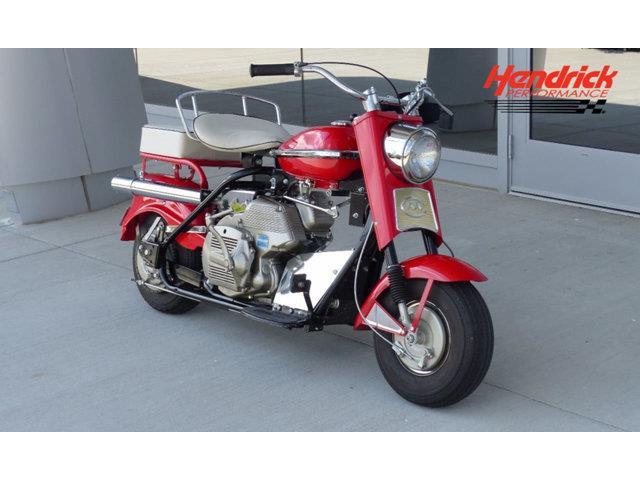 1962 Cushman Motorcycle | 897591