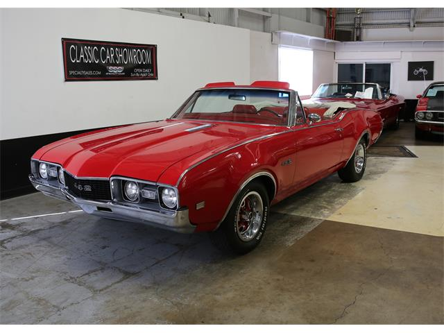 1968 Oldsmobile Cutlass | 897594