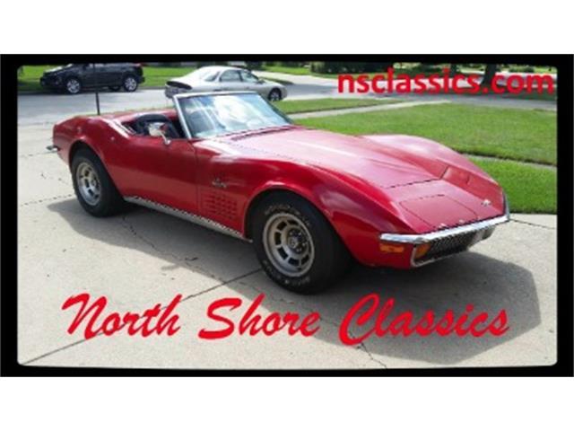 1971 Chevrolet Corvette | 897597