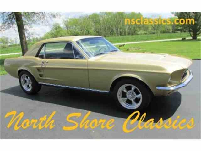 1967 Ford Mustang | 897598