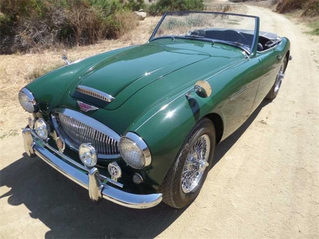 1962 Austin-Healey 3000 | 897610