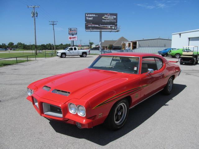 1971 Pontiac GTO | 890762