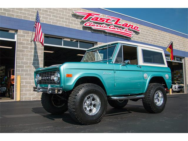 1977 Ford Bronco | 897622