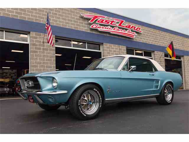 1967 Ford Mustang | 897623