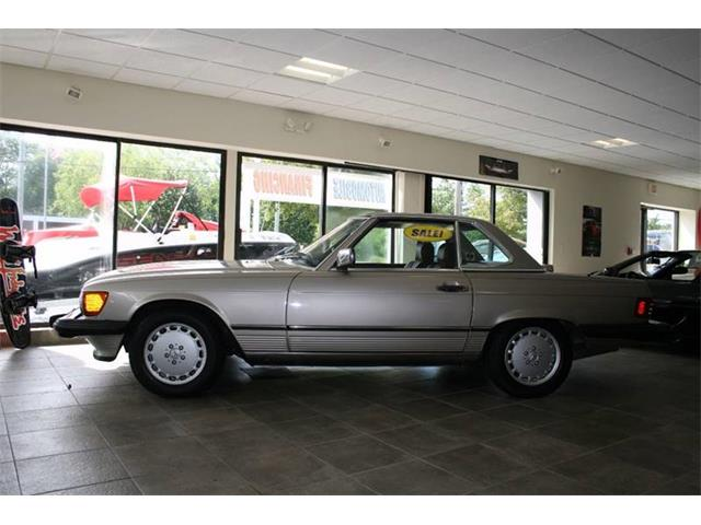 1987 Mercedes-Benz 560SL | 890764