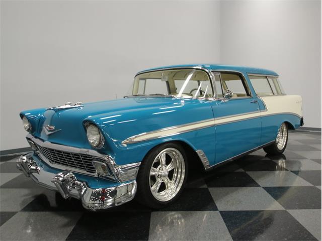 1956 Chevrolet Nomad | 897641
