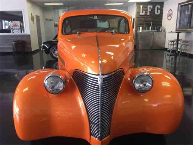 1939 Chevrolet Sedan | 897649