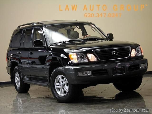 2000 Lexus LX470 | 890765