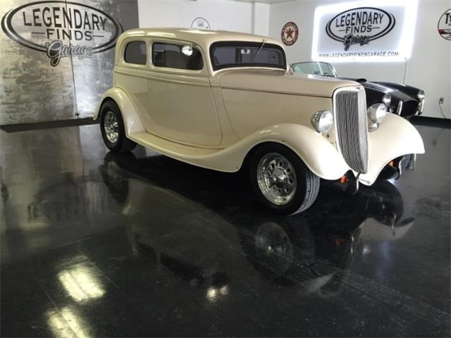 1933 Ford Vicky | 897650