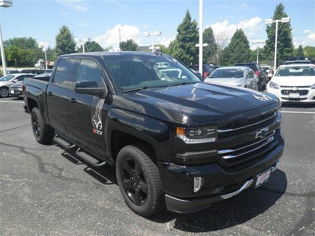 2016 Chevrolet Silverado   897659