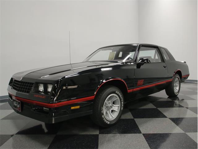 1987 Chevrolet Monte Carlo | 890766