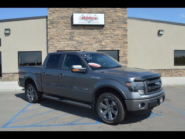 2013 Ford F-150FX 4 | 897668