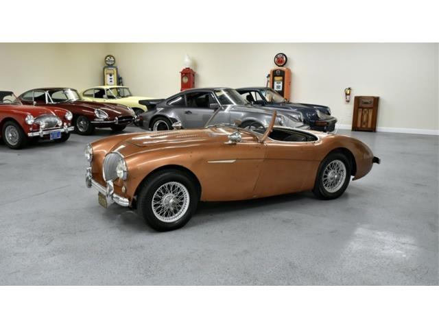 1953 Austin-Healey 100-4 | 897672