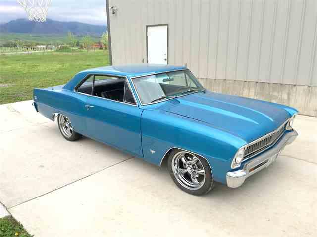 1966 Chevrolet Nova II SS | 897680