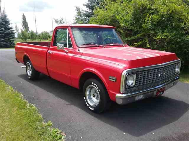 1972 Chevrolet C/K 10 | 897682