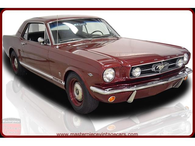 1965 Ford Mustang GT | 897685