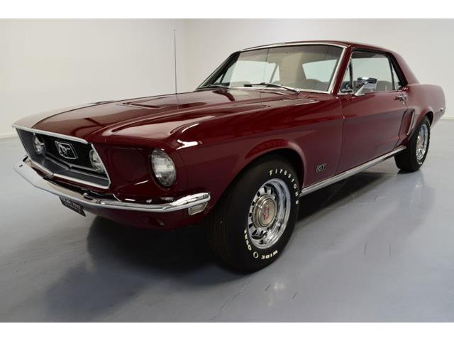 1968 Ford Mustang | 897703