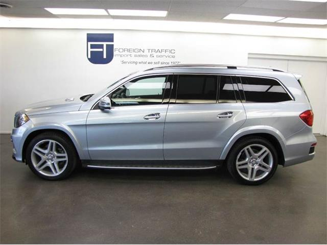 2015 Mercedes-Benz GL450 | 897706
